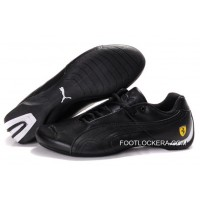 2018 Top Deals Womens Puma Future Cat GT Ferrari Black
