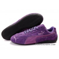2018 Free Shipping Puma Speed Cat SD Shoes Purple