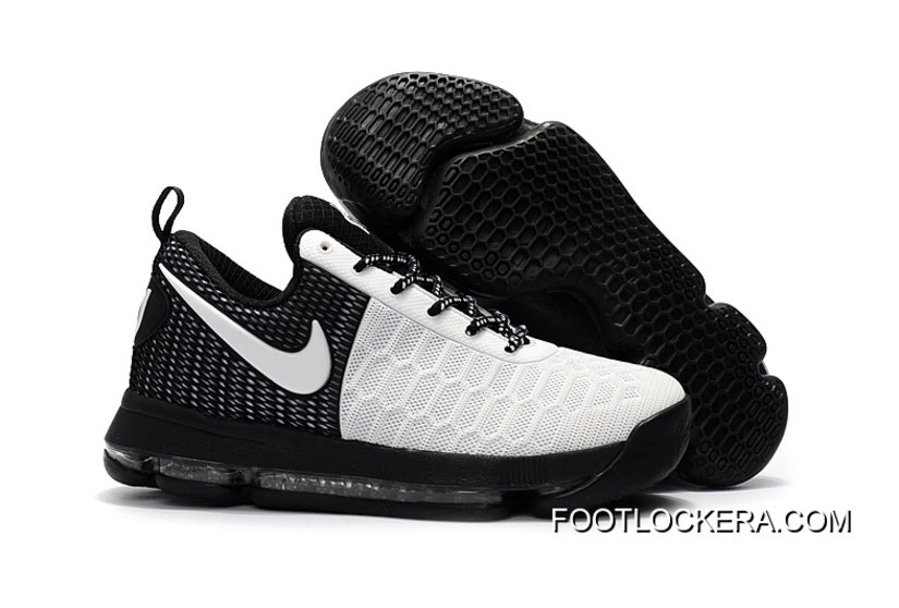 sports shoes 9eb91 bd771 Nike KD 9 With Black Basketball Shoes New Style