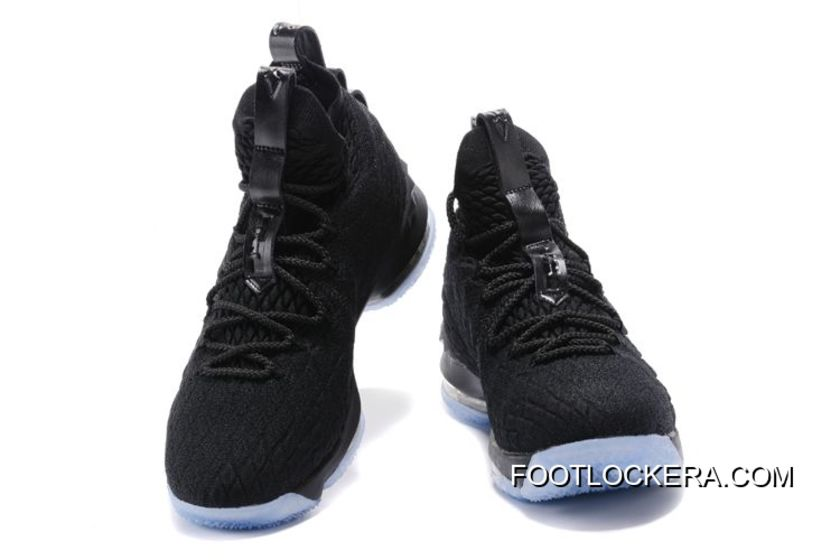 """reputable site df79f 02fb5 New Release Nike LeBron 15 """"Black Ice"""" Best"""