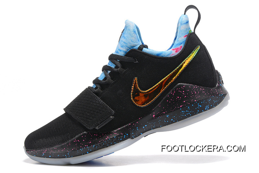 """cheap for discount 0397f 7f717 Nike Zoom PG 1 """"EYBL"""" Anthracite/Multi-Color Hot Sell Online"""